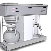 Coffee Maker 5 3d model