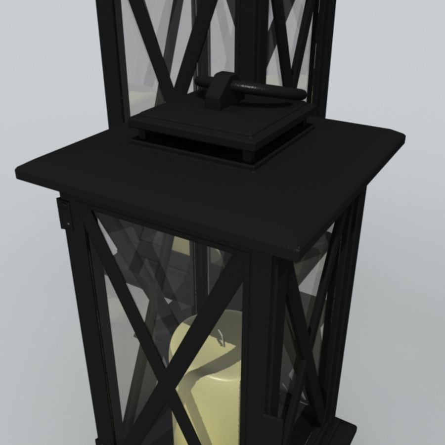 candle_boxes royalty-free 3d model - Preview no. 2