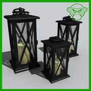 candle_boxes 3d model