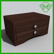 pudełko z biżuterią 3d model