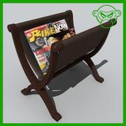 magazine holder 3d model