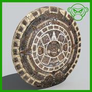 arte maia 3d model