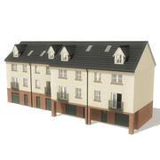 appartements 12 3d model