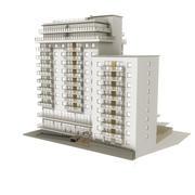 apartamentos 11 3d model