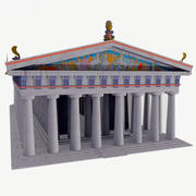 Parthenon Updated 3d model