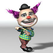 Clown_01.zip 3d model
