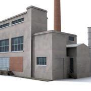 Centrale Termica 3d model