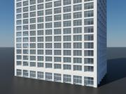 Office Building II 3d model
