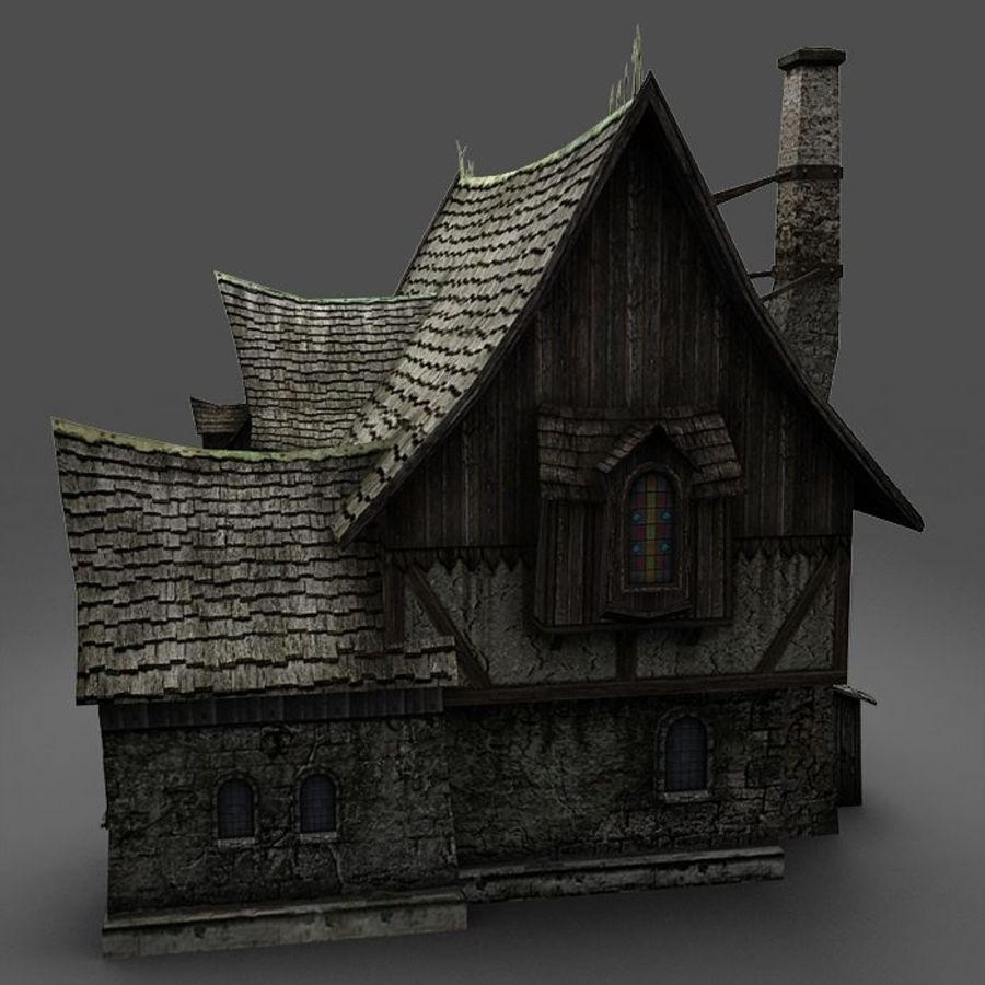 居酒屋 royalty-free 3d model - Preview no. 5