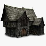 Tawerna 3d model