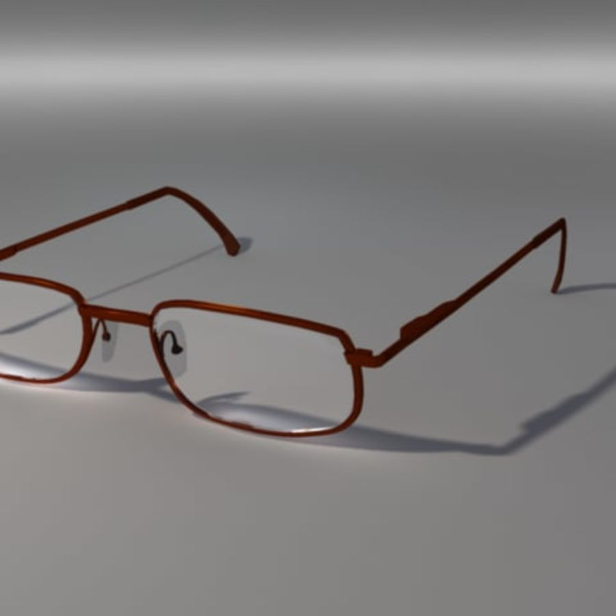 73bbbc109b6 Glasses Free 3D Models download - Free3D