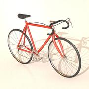 sport bicycle 3d model