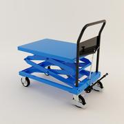 Table élévatrice 3d model