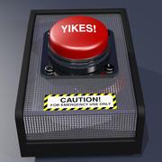 Panic-Button.3dm 3d model