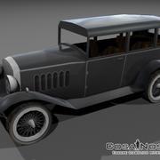 Cunningham Oldtimer 1929 3d model