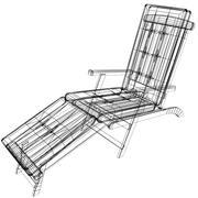 Garden lounge 3d model
