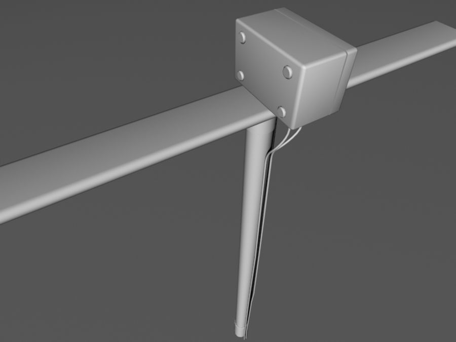 Antenne di comunicazione royalty-free 3d model - Preview no. 5