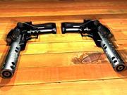 Handgeweer 3d model