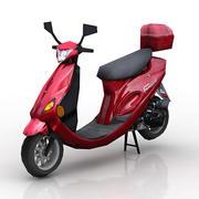scuter 3d model