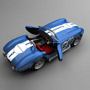 AC Cobra* on sale for a limited time. 3d model