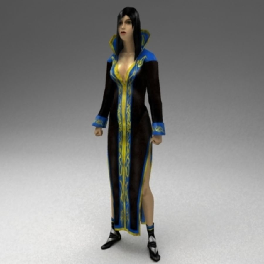 metres royalty-free 3d model - Preview no. 3