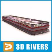 Фризер 03 быстрого приготовления от 3DRivers 3d model
