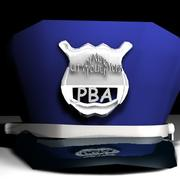 polizia hat.obj 3d model