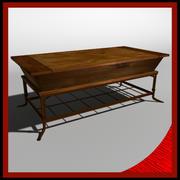 Tavolino da salotto 3d model