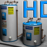 HOT-WATER-HEATER.rar 3d model