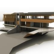 house32 3d model