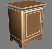 piece of furniture34 3d model