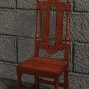 椅子17世纪 3d model