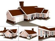 house007-1.3DS 3d model