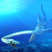 Plesiosauro modelo 3d
