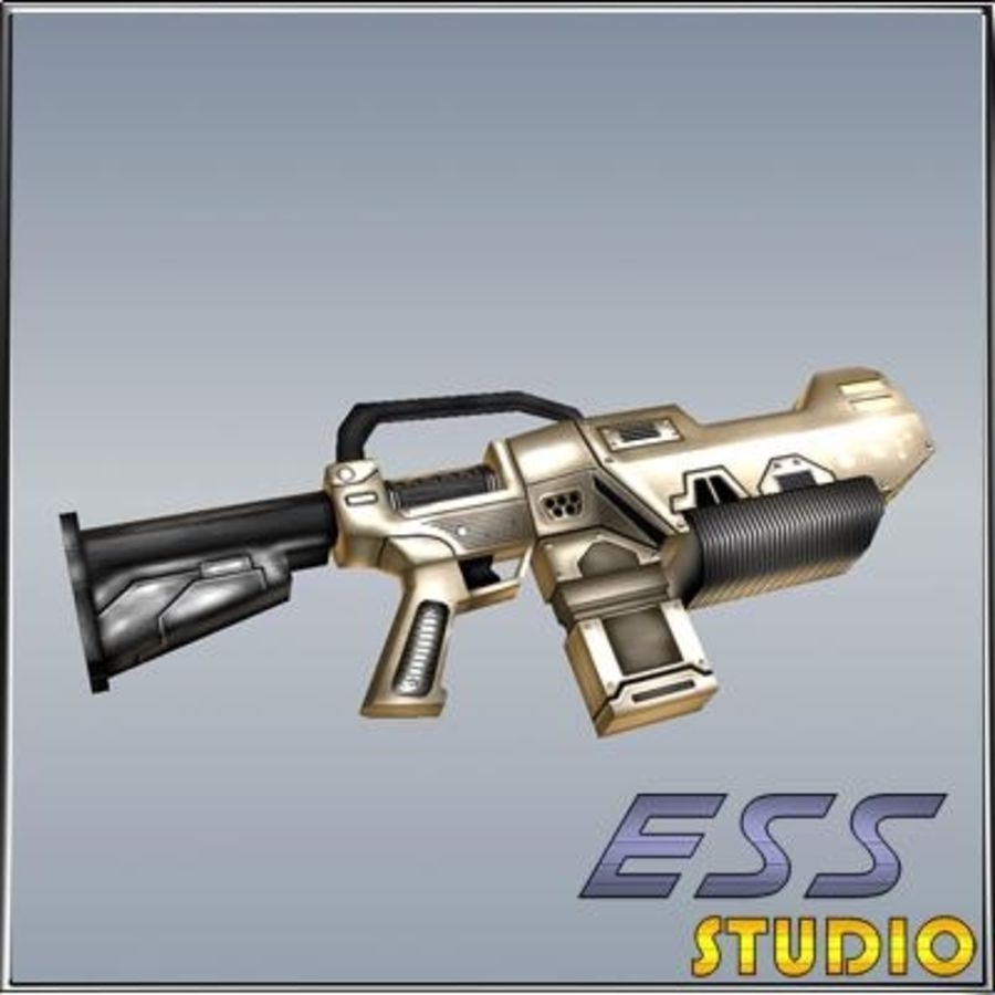 Android royalty-free 3d model - Preview no. 11