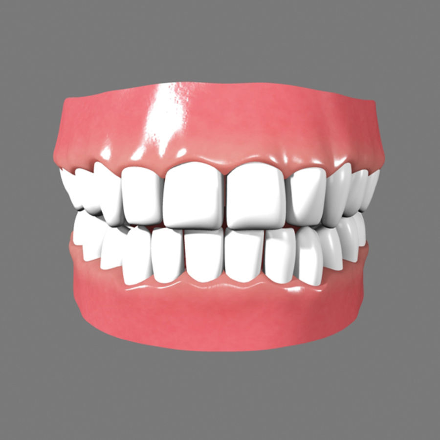 Boca royalty-free 3d model - Preview no. 2