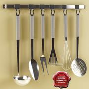 Utensílios de cozinha 3d model