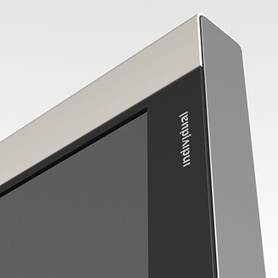 Televisor Loeve royalty-free modelo 3d - Preview no. 5