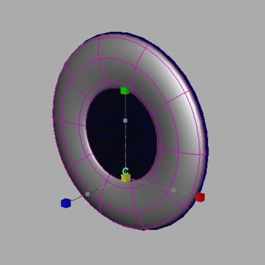 Göz royalty-free 3d model - Preview no. 13