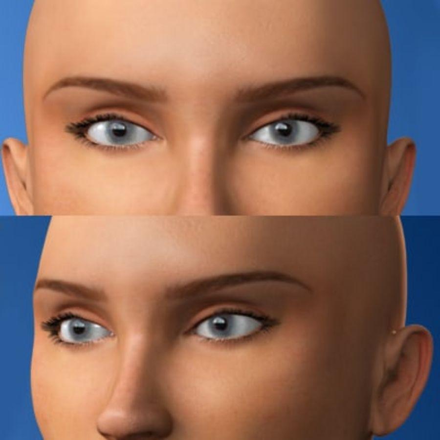 Göz royalty-free 3d model - Preview no. 11
