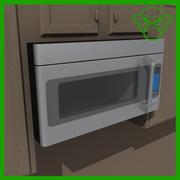 micro-ondes_2 3d model