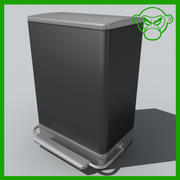 trash_can_1 3d model