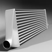Intercooler (luft till luft) 3d model