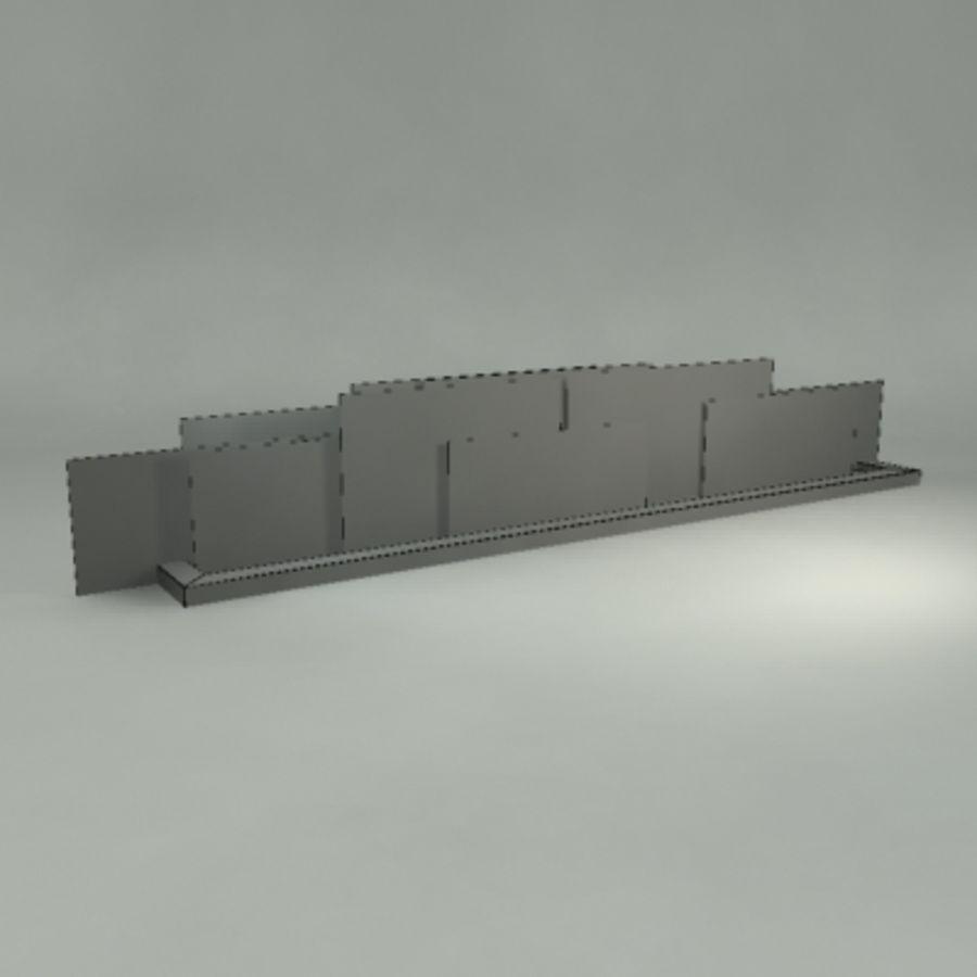 PLANTEUR royalty-free 3d model - Preview no. 2