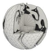 Siatka endoplazmatyczna przez 3DRivers 3d model