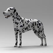 dalmatien 3d model