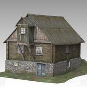 Barn 1 3d model