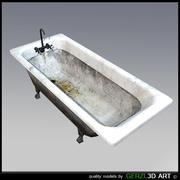 목욕통 3d model