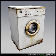 Máquina de lavar 3d model