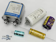 Electrolytic Capacitors 5 in 1 Savings Pack 3d model